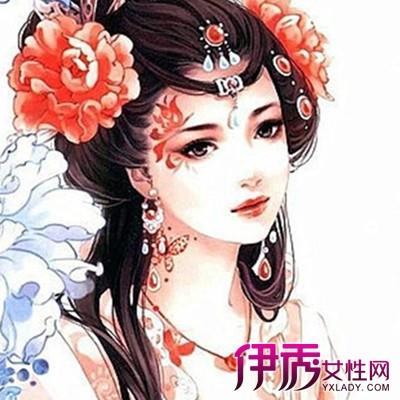 【图】古风手绘美女图片大全 介绍手绘的设计表现方法