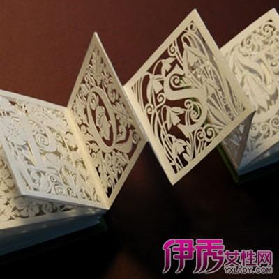 【图】适合新手的纸雕图纸分享 带你进入纸雕的世界