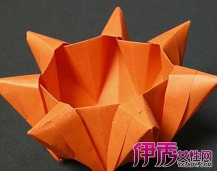 秘简单盒子折纸大全图解 教你折出漂亮的爱心纸盒-简单盒子折纸大