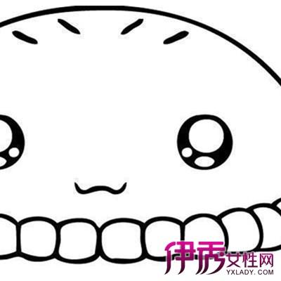 【图】萌萌哒幼儿手绘食物简笔画 可爱画风瞬间萌翻你-手绘食物简笔画