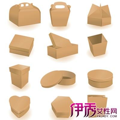 折纸盒子大全图解