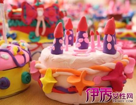 【图】橡皮泥手工制作蛋糕图片 好吃的蛋糕做法大盘点-橡皮泥手工制