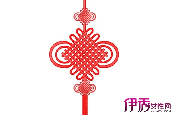 【中国结基本编法图解】【图】中国结基本编法图解