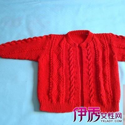 【儿童毛衣编织款式图案】【图】分析儿童毛衣编织