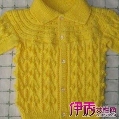 【图】宝宝毛衣编织款式图片欣赏
