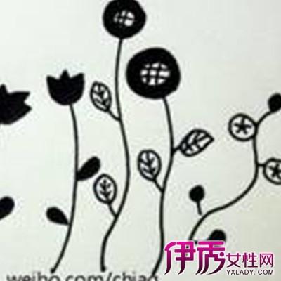 【图】diy相册黑卡简笔画图片展示