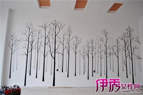 【图】创意手绘墙画素材展示