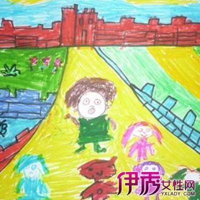 【图】儿童手绘一家三口简笔画 让我们一起感受幼儿的幸福生活