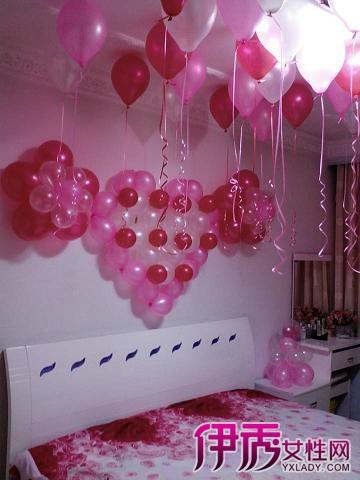 【图】新娘房间气球装修效果图欣赏 4个忌讳要清楚