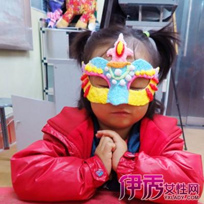 【图】如何自制万圣节儿童手绘面具? 2个方法让孩子欢乐过万圣-万圣