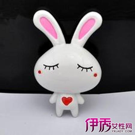 小兔子头饰简笔画