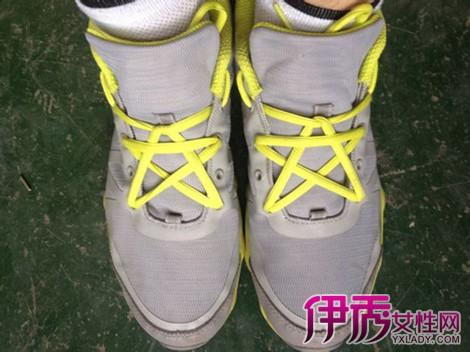 分享篮球鞋鞋带的系法图解 教你如何成为时尚达人