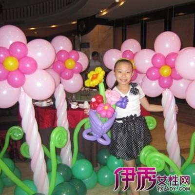 【图】教你花式气球扎法 分享开业气球拱门的扎法图片