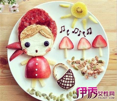 【图】水果摆盘简单造型图片欣赏 水果拼盘方法介绍-水果摆盘简单造
