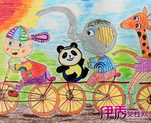 保护环境的图画儿童画-环保绘画大赛