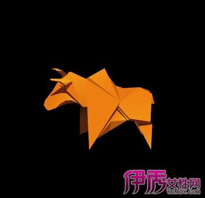 【图】十二生肖折纸之丑牛 小编手把手教你做手工达人