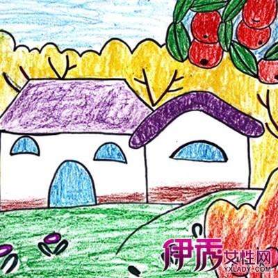 【图】小学生绘画秋天景色图片大全 小学生如何学习绘画呢
