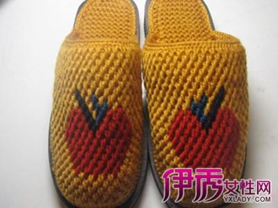 【图】求毛线拖鞋编织花样大全
