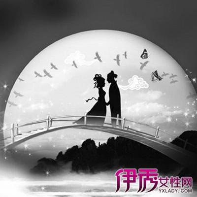 【七夕人物简笔画】【图】欣赏七夕人物简笔画图片