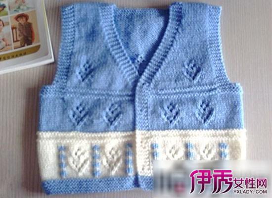 【图】宝宝毛衣编织款式教程