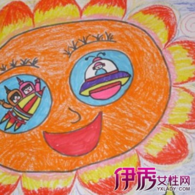 【图】幼儿园大班画画作品大全 儿童时期绘画存在的三种特点