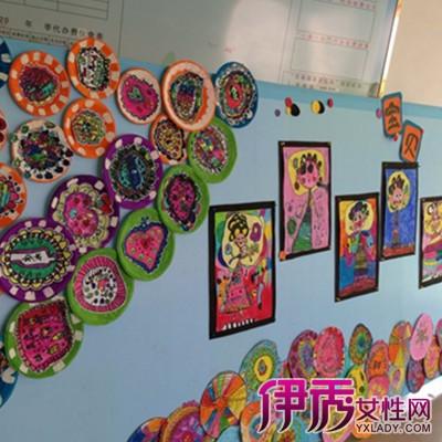 中秋幼儿园主题墙