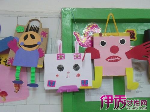 幼儿园纸袋手工制作 life.yxlady.com-伊秀生活小常识图片