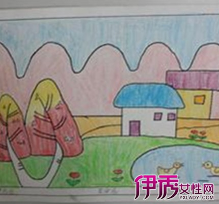 【图】儿童画画培训班 孩子学习儿童画最好的年龄阶段