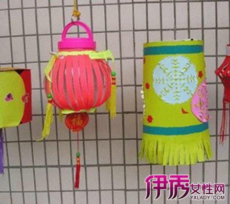 【图】幼儿园手工制作花灯 简单10步就可以了