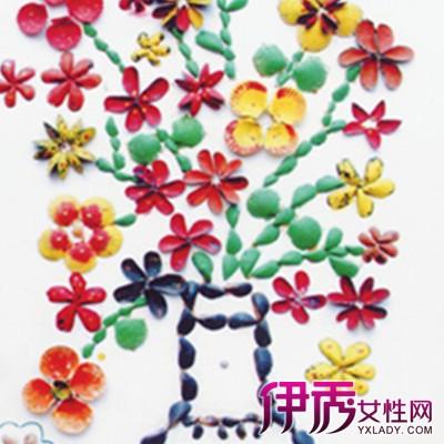【图】幼儿园贝壳贴画图片欣赏 卡通图案尽显儿童的可爱
