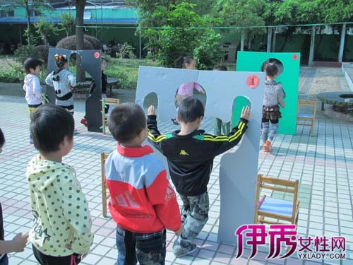幼儿园小班游戏活动|life.yxlady.com-伊秀生活小常识