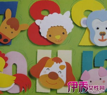 幼儿园数字主题墙 life.yxlady.com-伊秀生活小常识图片