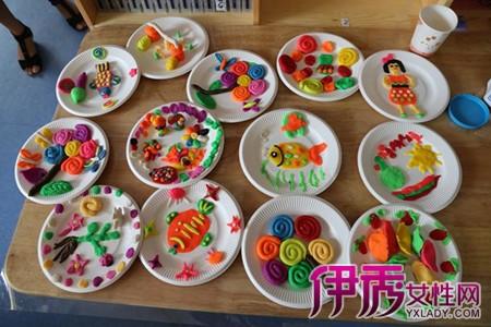 【图】欣赏幼儿园中秋手工作品 从4点介绍手工制作对幼儿的益处