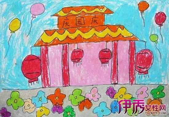 【图】幼儿园庆中秋迎国庆 团团圆圆过中秋欢欢喜喜迎国庆