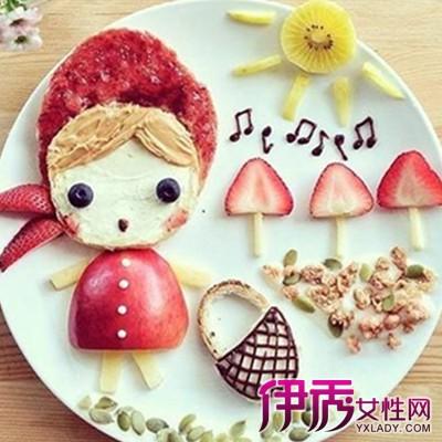 幼儿园水果拼盘图片_幼儿园亲子水果拼盘