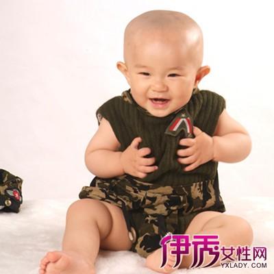 【图】一岁男宝宝发型图片大全欣赏