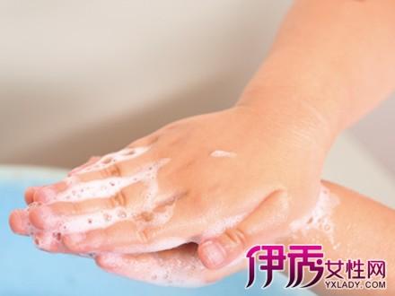 【图】幼儿正确洗手步骤图 7个步骤教宝宝正确洗手远离病菌