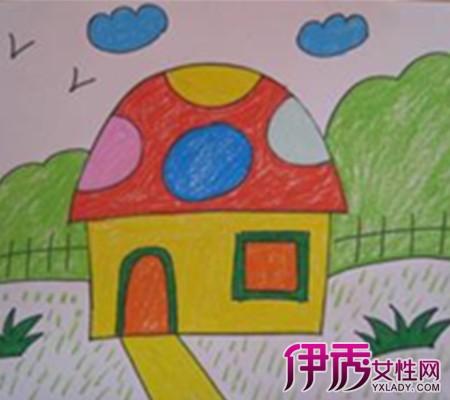 中班幼儿美术简笔画内容图片展示_中班幼儿美术简
