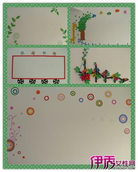 【图】幼儿园主题墙边框的布置 3招让你更好的设计主题墙-幼儿园主题图片