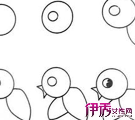 【图】幼儿园大班画画欣赏 7步教你画画