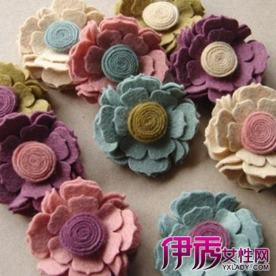 【图】幼儿园手工花朵制作 激发儿童创造力