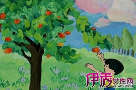 美丽的秋天图画图画秋天风景图片大全 壁纸族