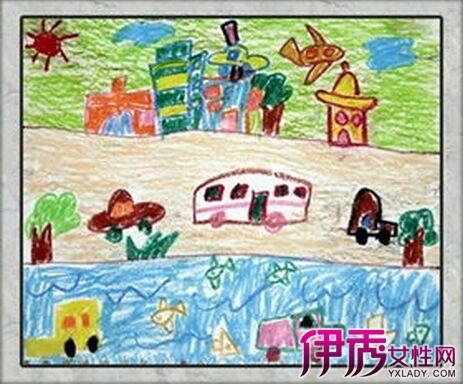 幼儿绘画作品评价,是教师对幼儿绘画作品进行分析讲解和提出看法的一