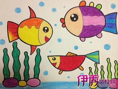 【图】幼儿园画画大全 4大点揭示幼儿美术的发展意义-幼儿园画画大全