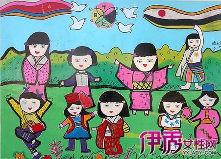 儿童画画大全图片|life.yxlady.com-伊秀生活小常识