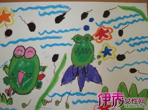 【图】怎样引导幼儿小班画画入门 三阶段教育让孩子对画画感兴趣图片