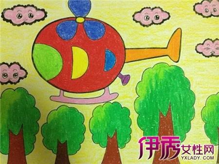 【图】儿童手工画图片欣赏