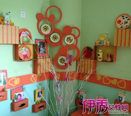 幼儿园美工