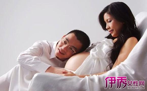 怀孕三个月胎儿在肚子什么位置