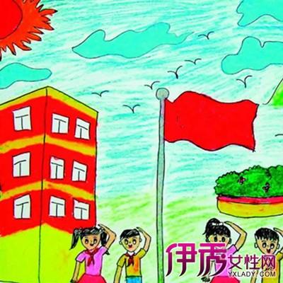 儿童画画比赛获奖画图片欣赏